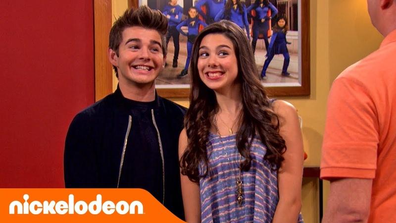 Грозная семейка 1 сезон 7 серия Nickelodeon Россия