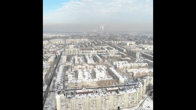 Челябинск под чёрным куполом