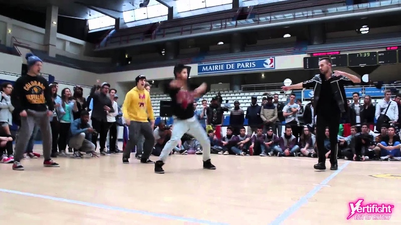 VERTIFIGHT WORLD 2012 1 4 Finals YWAE Italy vs The Heroes Russia