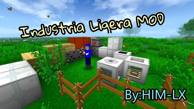 TNT,Nuevas Armas,Barricadas,Planta Nueva,Maquinaria..Mod en Survivalcraft 2Industria Ligera MOD