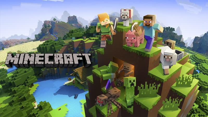 Minecraft 6 Великая миграция BreathlessRose