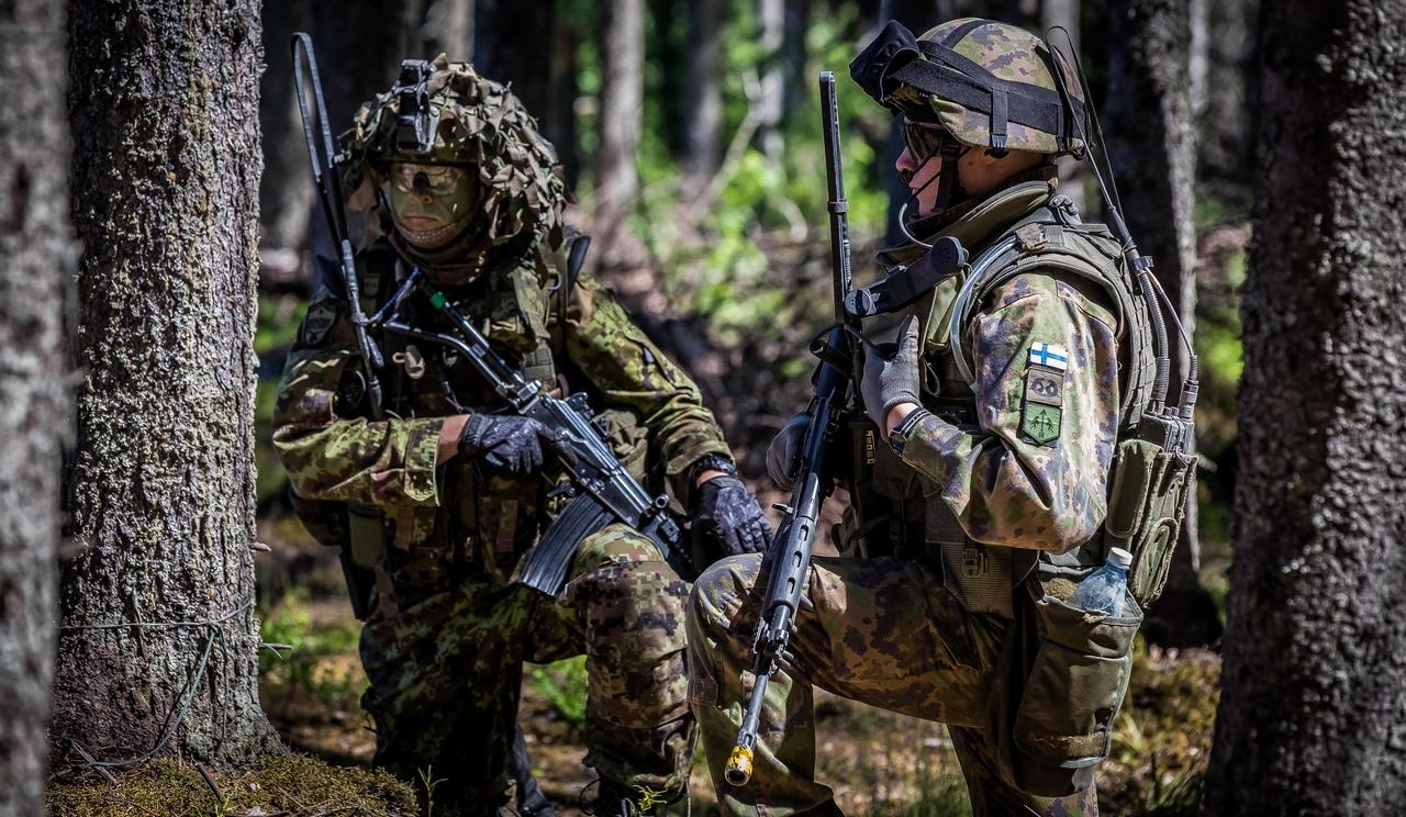 сотрудничество жизни фото военных финляндии личико