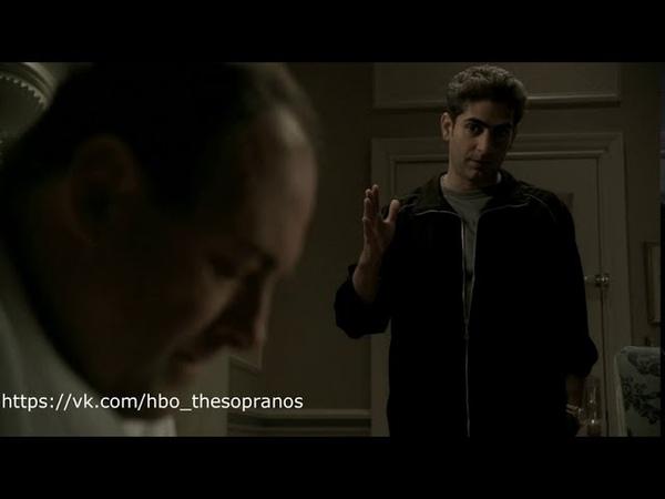 The Sopranos (Клан Сопрано) | Кристофер рассказывает что натворил Тони Би