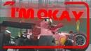 Team Radio Vettel after huge crash in Q2 | 2020 Russian Grand Prix