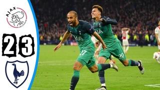 Tottenham vs Ajax 3-2 - Highlights & Gоals Rеsumen & Gоles 2Ο19 НD