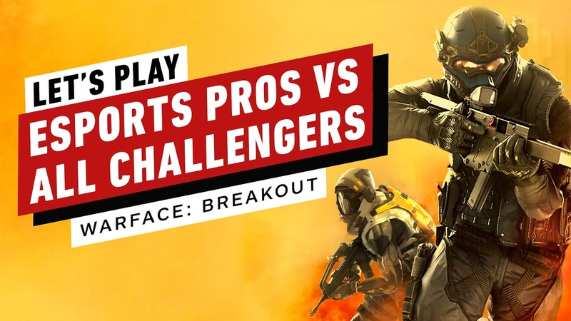 Can a CS GO and CoD Pro Dominate Warface Breakout feat Stewie2K Scump