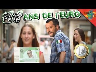 [20ans de l'€] -7- L'Italexit, le faux problème Target et les vrais coupables de l'Euro