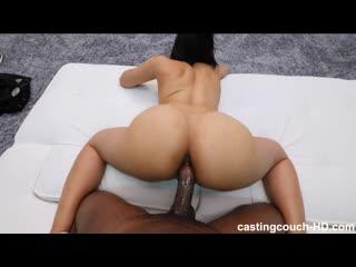 Cindy - Anal Sex Casting Asian Teen First Time Big Black Cock BBC Juizy Ass Deepthroat Gagging Gonzo Hardcore Exotic Porn, Порно