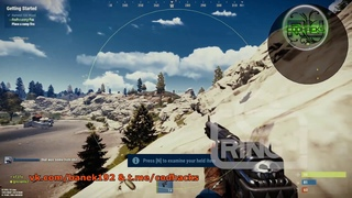 Ring1 RUST Cheat - FlyHack, Silent Aimbot, Magic Bullets, Aimbot / Читы для RUST