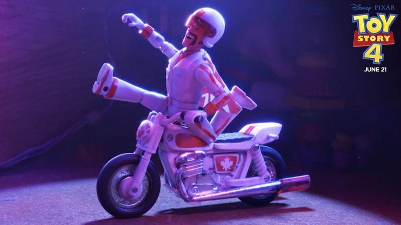 Duke Caboom TV Spot | Toy Story 4