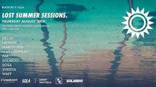 Solardo DJ set - Sola Lost Summer Sessions    Live