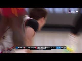 Galatasaray DS - Rytas Vilnius