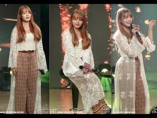 [Fancam]  Señorita (cover) (Hyogyeong focus) @ Debut Showcase