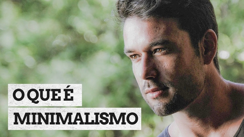Sergio Marone Minimalismo Como e porquê se tornar minimalista