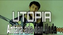 Antara Ada Dan Tiada - Utopia Cover by Saeful Misbah (lirik)