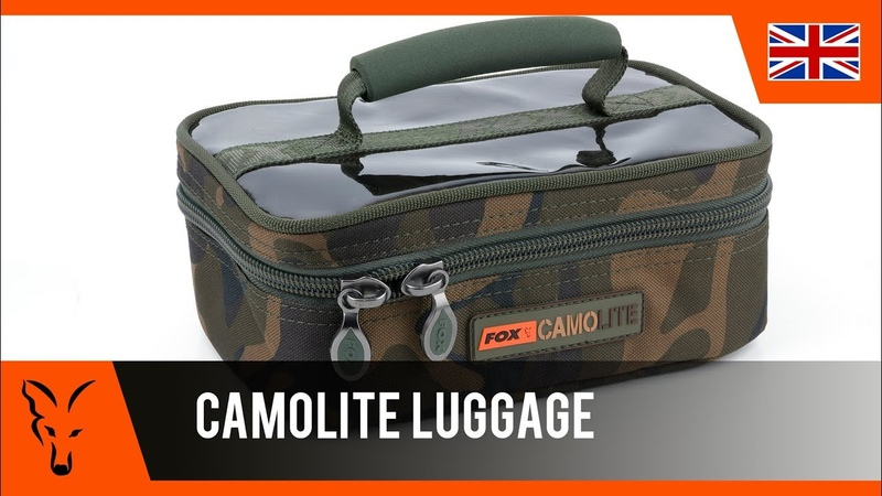 *** Carp Fishing TV *** Camolite Luggage