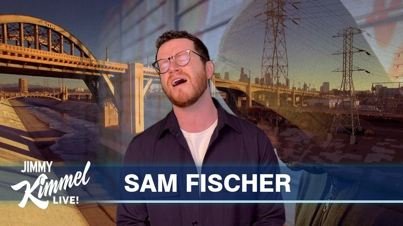 Sam Fischer– Live from the Lavatory (This City)