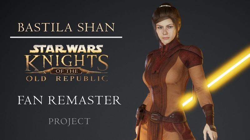 Fan Remaster Bastila Shan