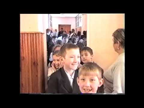 Большая перемена в школе №123 14 04 2002