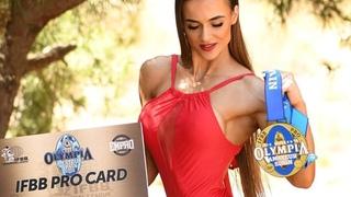 2019 Olympia Amateur Spain - Leonida Ciobu, Bikini, Class D - New IFBB PRO.