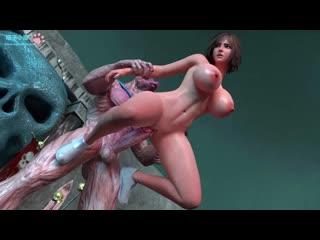 Doree the Explorer XXX ( futa 3D фута Секс Самое красивое Порно Домашнее Орал Минет Анал Жесткое эльфийка