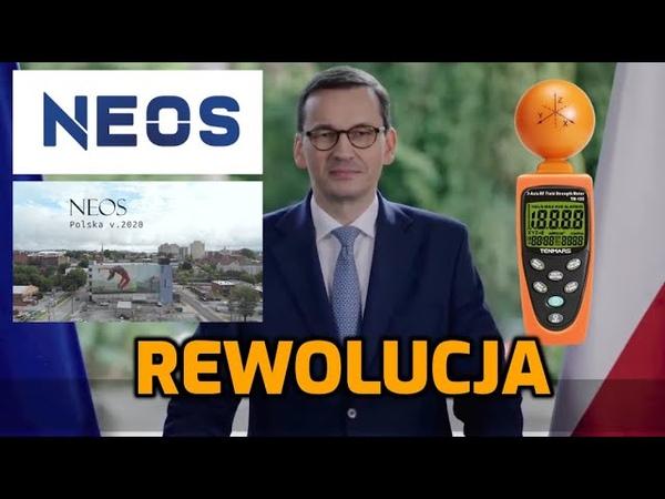 NEOS Nowy System to Kreatywna Rewolucja Koniec okradania i mordowania Polaków