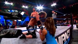 [#My1] X Championship Match: Chris Sabin vs. Austin Aries (December 12, 2013)