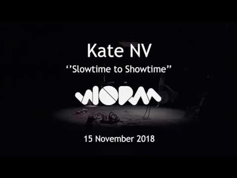 Kate NV Full Concert in UBIK November 15 2018 WORM