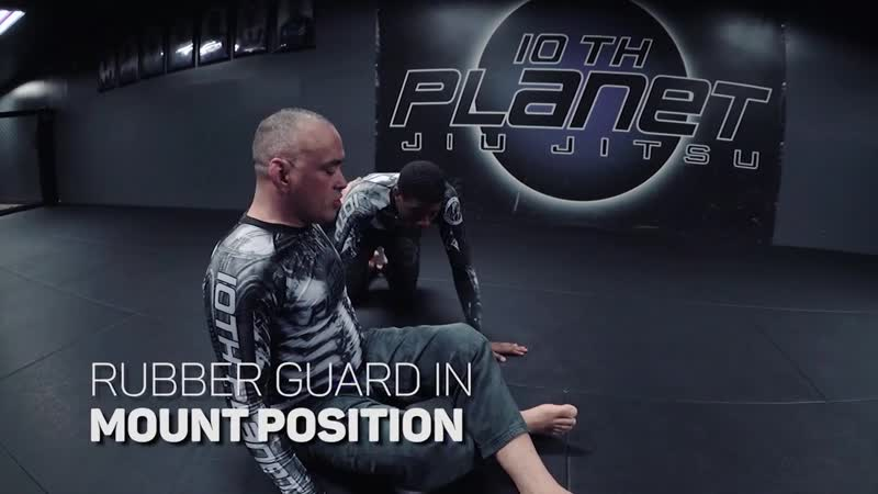 The Ultimate Rubber Guard by Eddie Bravo Vol 2