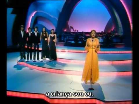 Eurovision 1977 France Marie Myriam L'oiseau et l'enfant