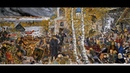 Илья Глазунов Картина Раскулачивание и поздний период творчества