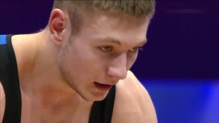 Дмитрий Иванов (BLR) - Men 67kg, European Championships, Moscow 2021