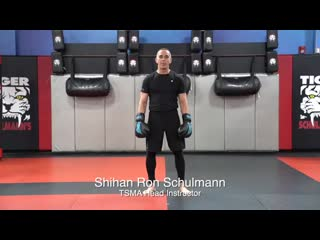 Kickboxing Classes for Adults - E2 - Advanced - Shihan R. Schulmann _ Tiger Schu