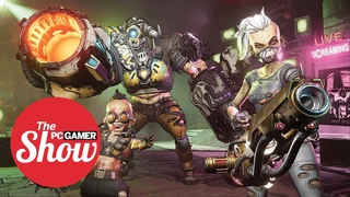 The PC Gamer Show 161: Borderlands 3, Sea of Thieves, and the pressure to constantly update games