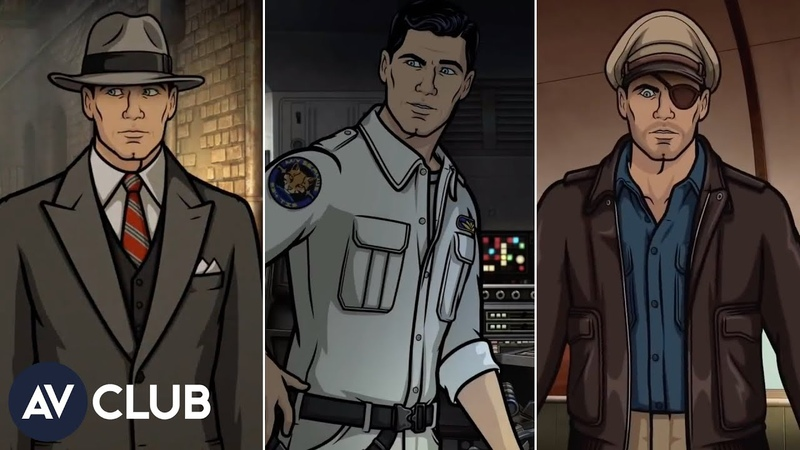 We ask the Archer cast Which season is best