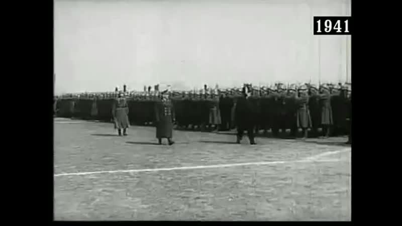 Prejav prezidenta Jozefa Tisa o účasti slovenskej armády na vojne proti Sovietskemu zväzu 1941 mp4