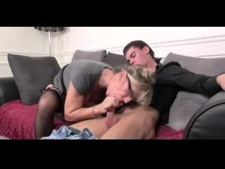 French MILF Marina Beaulieu, mother old-young, family therapy, mom, мать и сын, инцест, секс с мамой, порно, ferro network