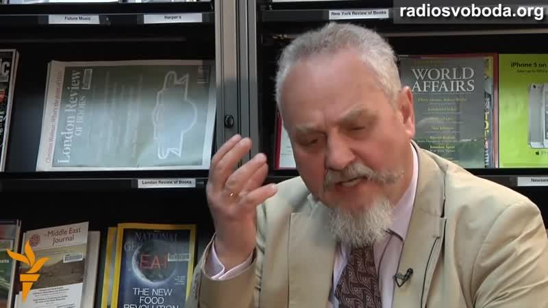Російський історик Андрій Зубов_ Степан Бандера у мене викликає велику повагу