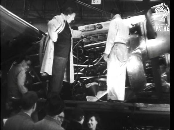 Avro Tudor Aircraft 1946