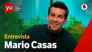 """Mario Casas: """"Me rompieron el móvil rodando una escena improvisada"""" #yuMarioCasas"""