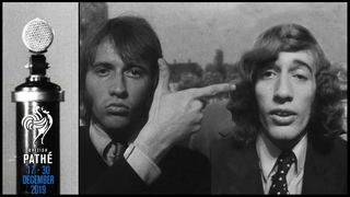Graf Spee Scuttled, Robin & Maurice Gibb Born and more   British Pathé
