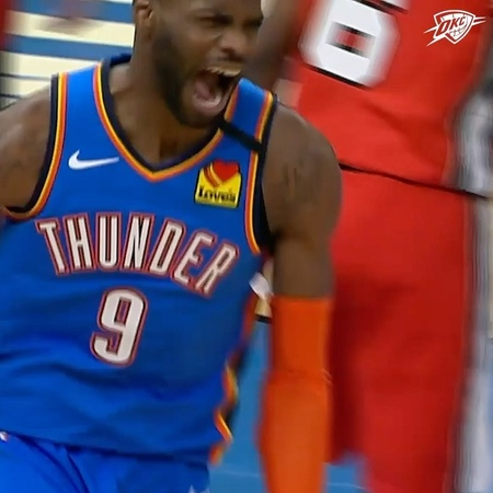 """Oklahoma City Thunder on Instagram """"𝐁𝐫𝐚𝐜𝐤𝐞𝐭 𝐂𝐡𝐚𝐥𝐥𝐞𝐧𝐠𝐞 - 𝐓𝐨𝐩 𝟏𝟔 𝐌𝐨𝐦𝐞𝐧𝐭𝐬 𝘱𝘳𝘦𝘴𝘦𝘯𝘵𝘦𝘥 𝘣𝘺 @budweiserusa Best moments of the 19-20 Season You decide! Vote now on the Thunder Mobile…"""""""