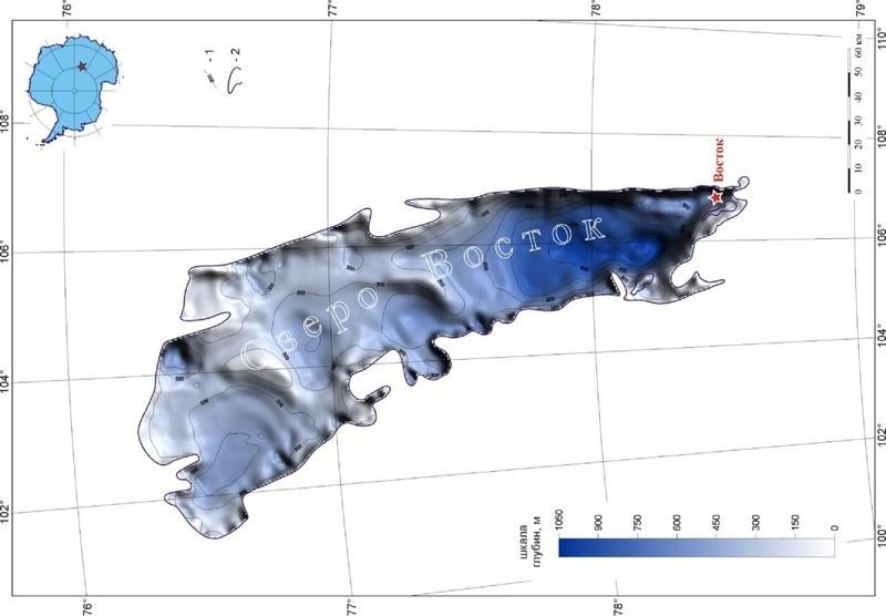 Что находится подо льдами Антарктиды, изображение №7