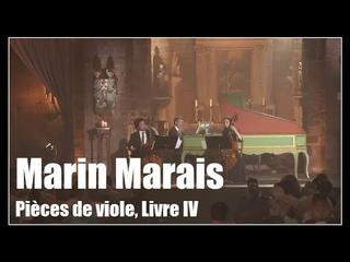 Marais: Pièces de viole, Livre IV   Christophe Rousset & Les Talens Lyriques