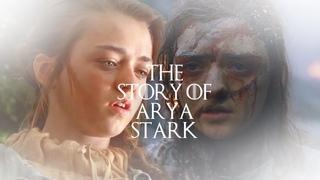 (GOT) Arya Stark   Her full story