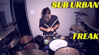 Sub Urban - Freak (feat. REI AMI) | Matt McGuire Drum Cover
