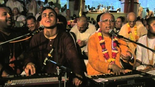 Mayapur Kirtan Mela Nama Yajna with H.H. Lokanath Swami  in India