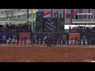 MXGP 2019. Гран-При Индонезии. Обе гонки