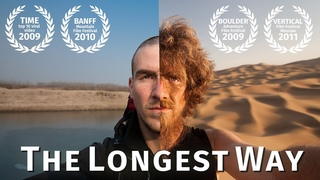 350 DAYS OF HIKING THROUGH CHINA - The Longest Way 1.0 Timelapse
