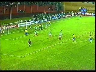 Copa América 1997: Brasil x México